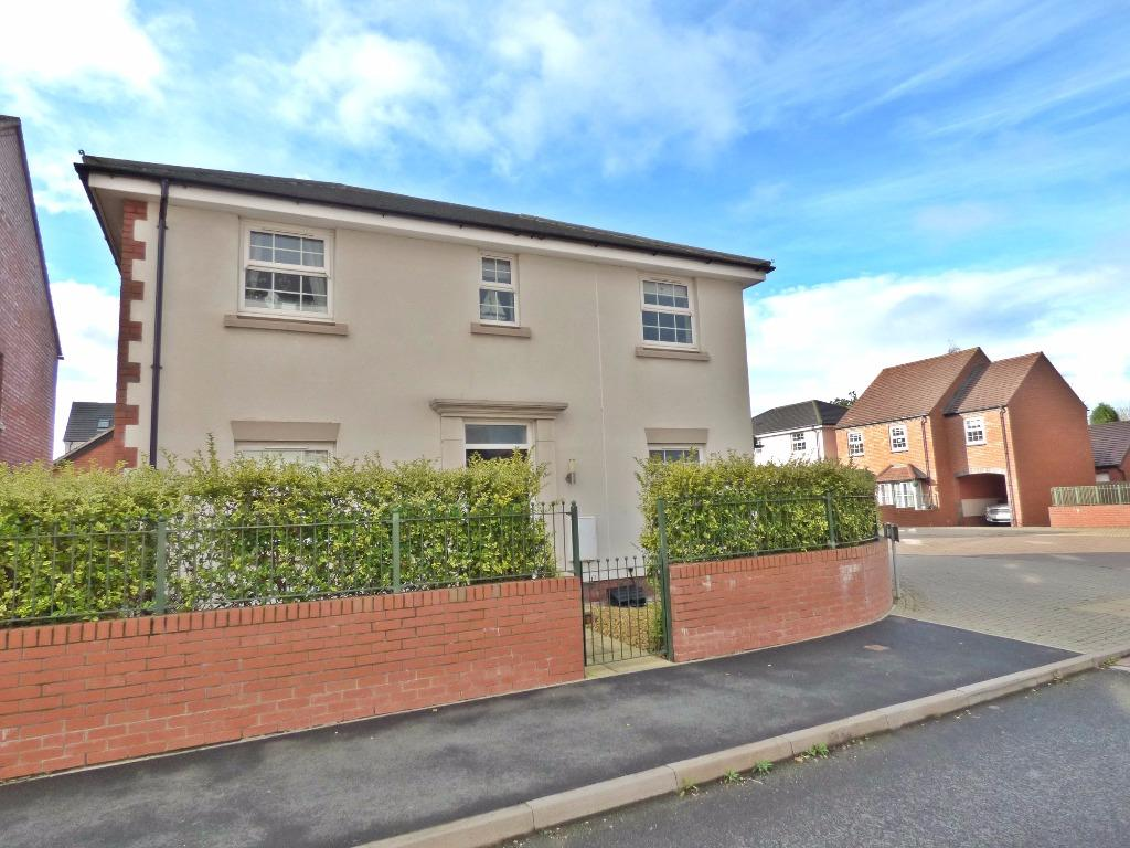 4 Bedrooms Detached House for sale in Pearmain Drive, The Furlongs, Holmer, Hereford