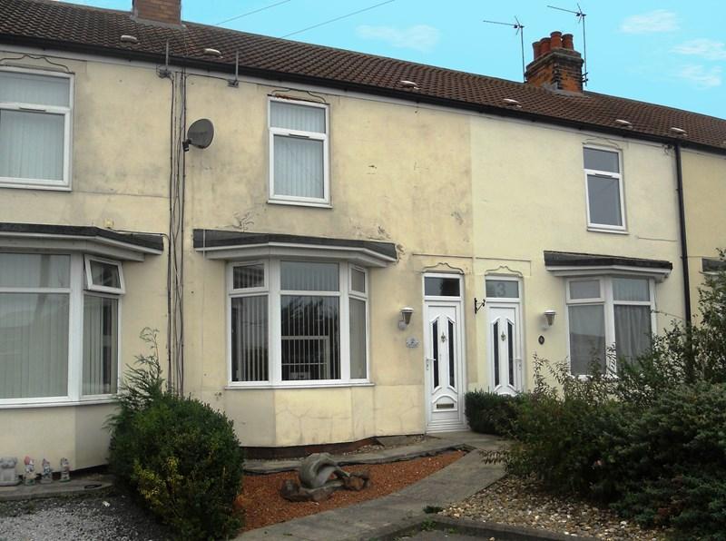 2 Bedrooms Terraced House for sale in Elm Villas, Ings Lane, Keyingham, Hull