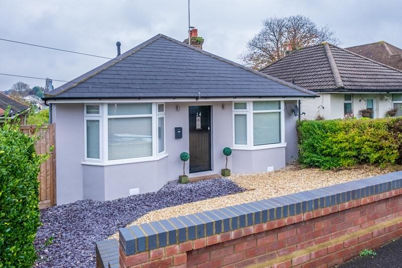 2 Bedrooms Detached Bungalow for sale in Livingstone Road, Parkstone, Poole
