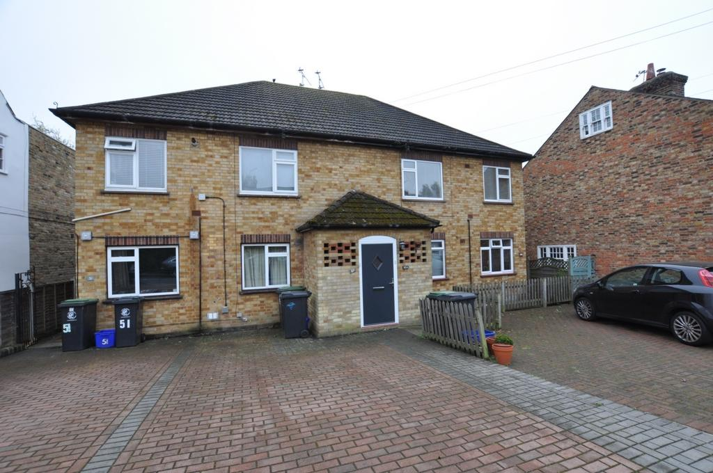 2 Bedrooms Flat for sale in Allnutts Road, Epping, CM16
