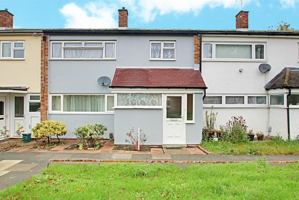 3 Bedrooms Terraced House for sale in The Fortunes, Harlow