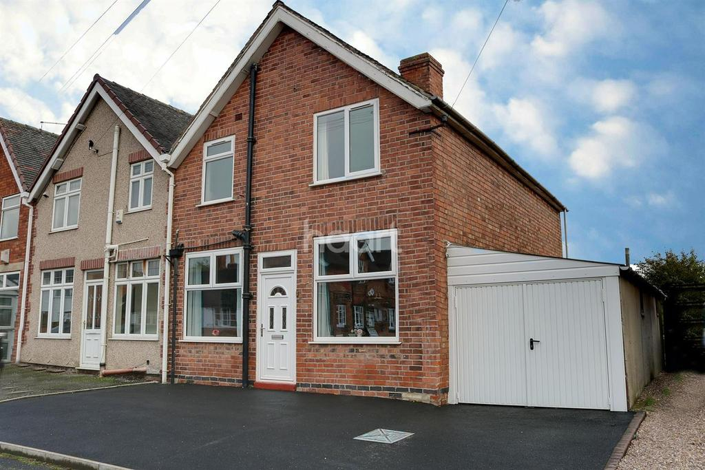 2 Bedrooms Semi Detached House for sale in Leake Road, Gotham, Nottinghamshire