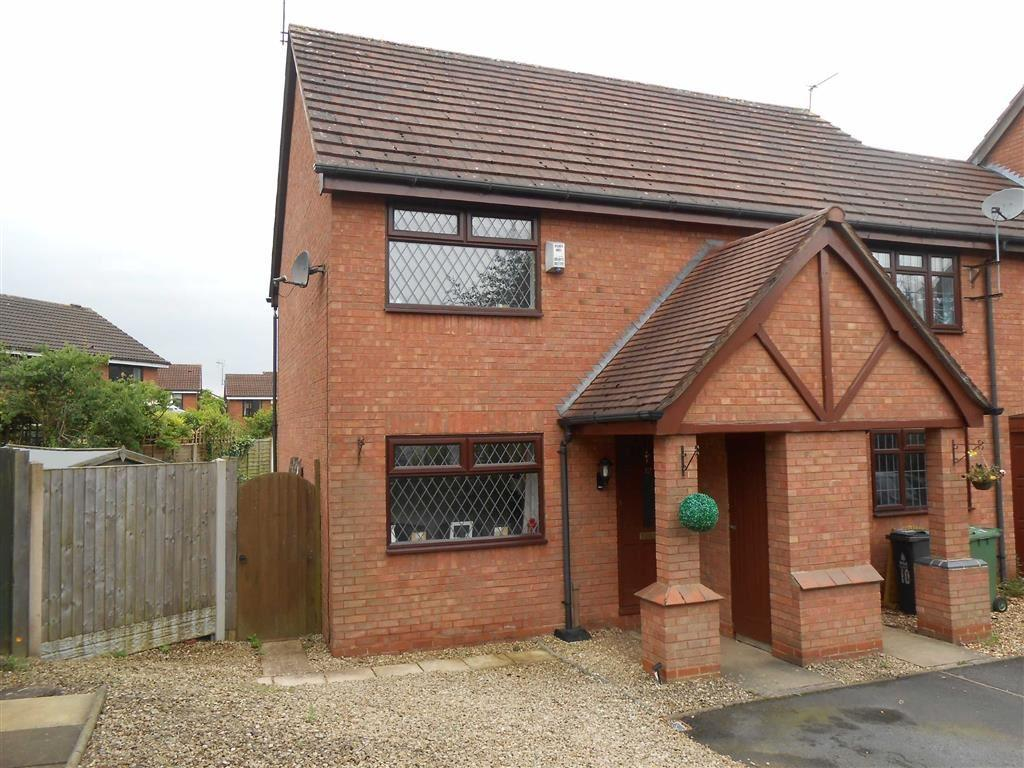 2 Bedrooms End Of Terrace House for sale in Enville Close, Bloxwich, Walsall