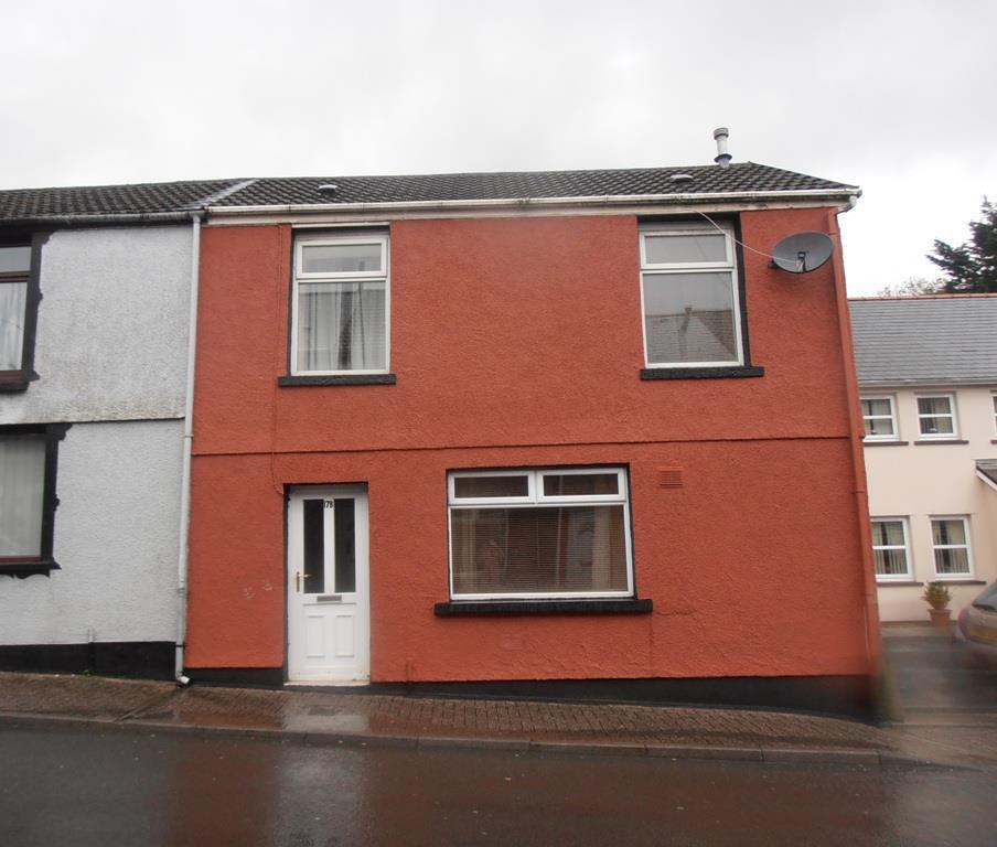 4 Bedrooms End Of Terrace House for sale in Fforchaman Road, Cwmaman, Aberdare