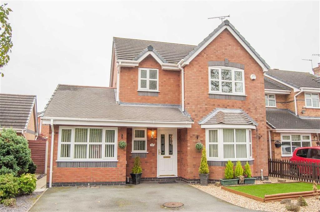 3 Bedrooms Detached House for sale in Cherry Dale Road, Broughton. Flintshire, Chester