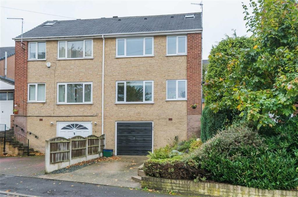 4 Bedrooms Semi Detached House for sale in 30, Burns Drive, Dronfield, S18