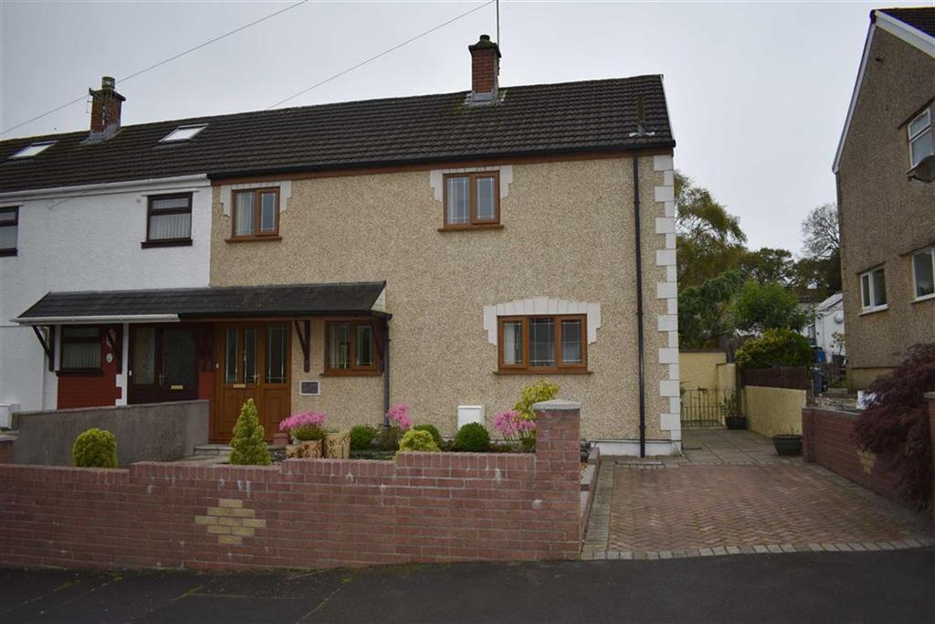 3 Bedrooms Semi Detached House for sale in Maytree Avenue, West Cross, Swansea