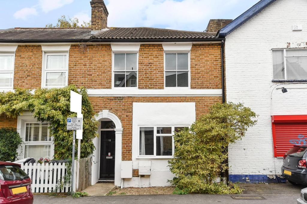2 Bedrooms Terraced House for sale in Southsea Road, Kingston upon Thames