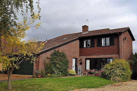 4 bedroom detached house for sale - Sarek Park, West Hunsbury, Northampton, NN4