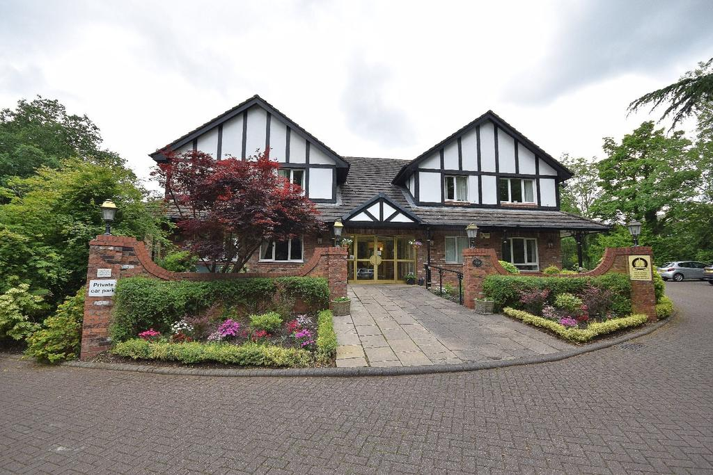 2 Bedrooms Apartment Flat for sale in Towers Road, Poynton
