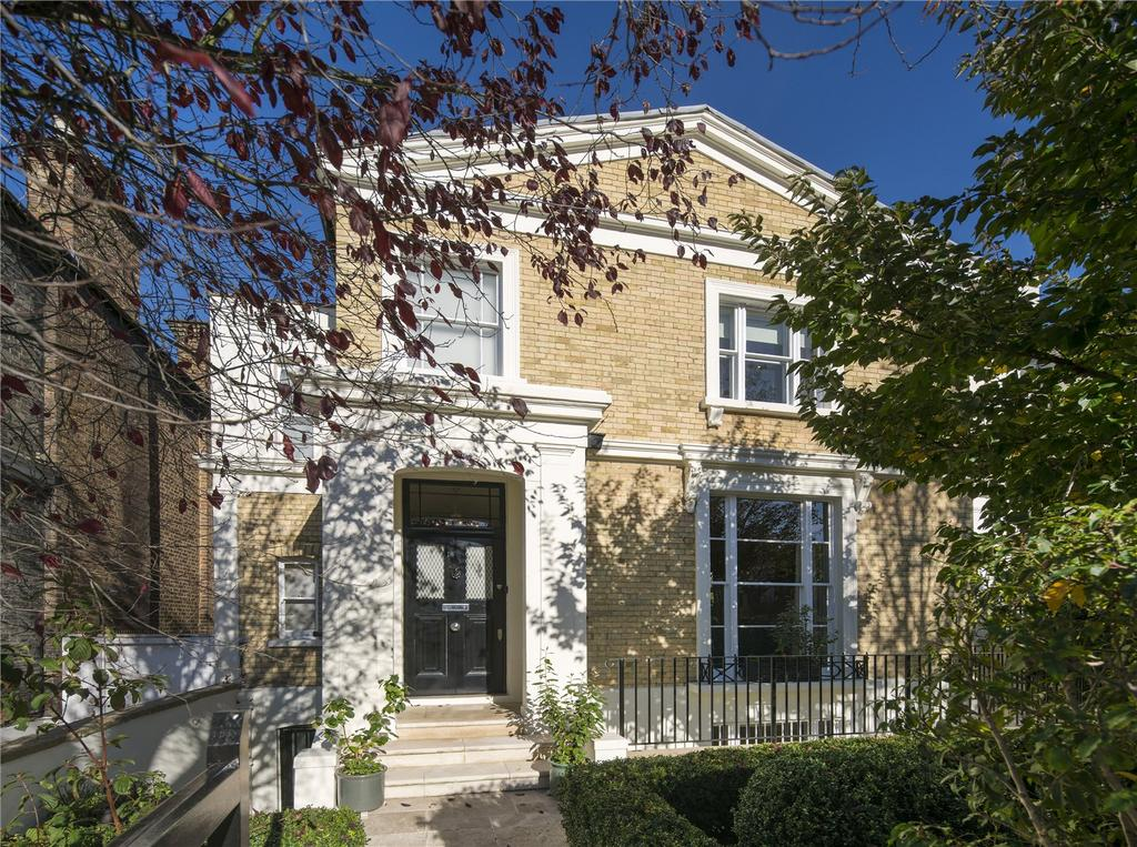 4 Bedrooms Detached House for sale in Blenheim Road, St. John's Wood, London, NW8