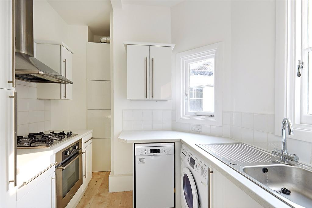 2 Bedrooms Flat for sale in Esmond Gardens, South Parade, London, W4