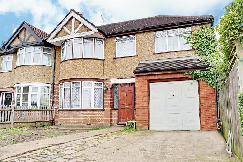 5 Bedrooms Semi Detached House for sale in Eastcote Lane, Harrow, HA2
