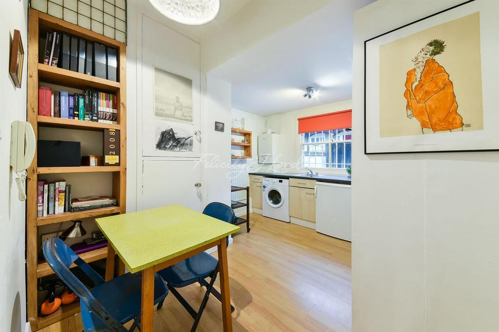 1 Bedroom Flat for sale in Mitchell Street, EC1V