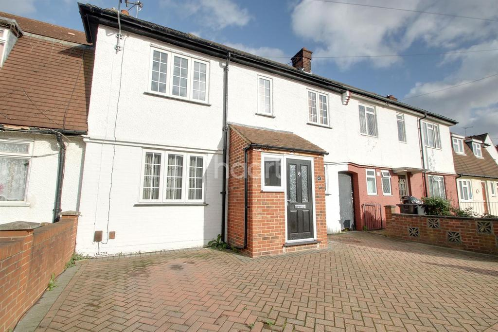 3 Bedrooms Terraced House for sale in Miller Road, Croydon, CR0