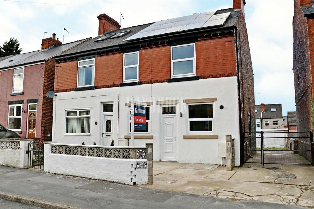 2 Bedrooms Flat for sale in Manvers Road, Beighton