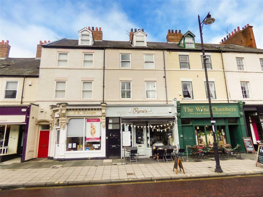 2 Bedrooms Maisonette Flat for sale in Front Street, Tynemouth, Tyne And Wear