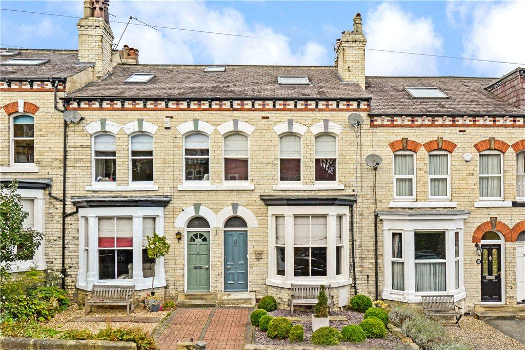 4 Bedrooms Terraced House for sale in Harlow Terrace, Harrogate, North Yorkshire
