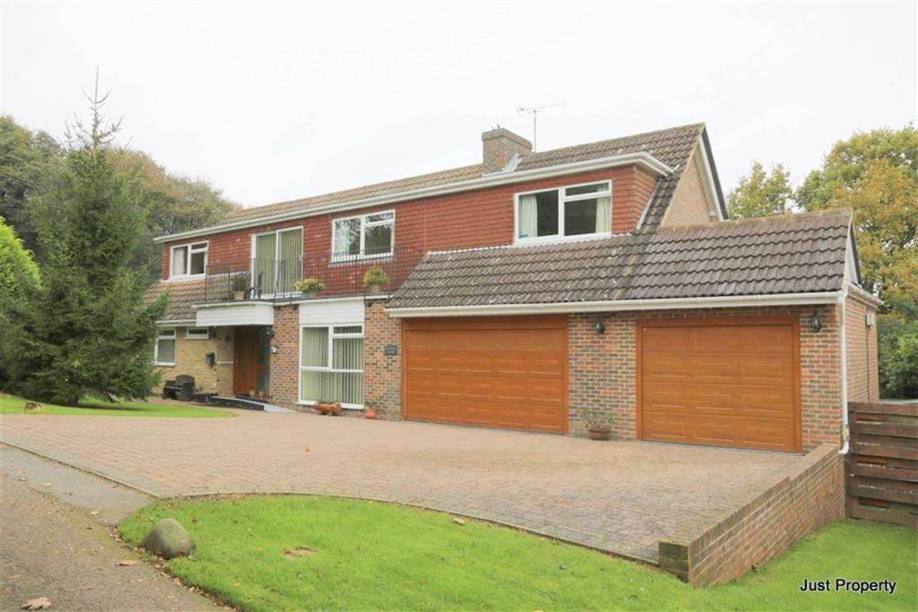 4 Bedrooms Detached House for sale in Hill Road, Fairlight