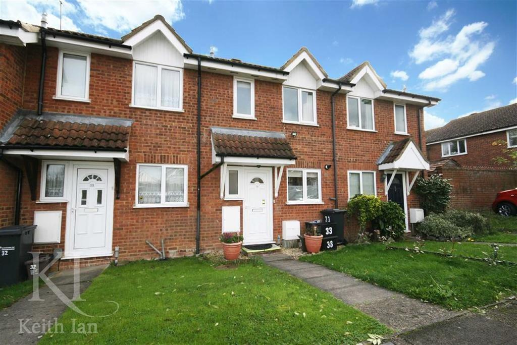 2 Bedrooms Terraced House for sale in Foxes Drive, West Cheshunt