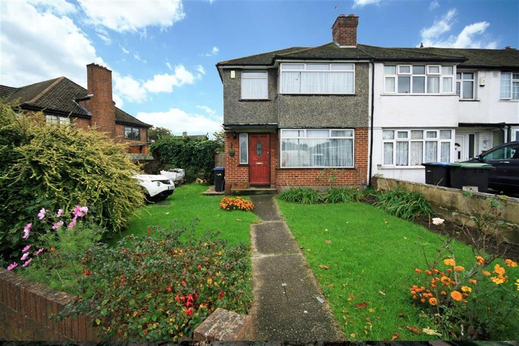 3 Bedrooms End Of Terrace House for sale in Great Cambridge Road, Enfield