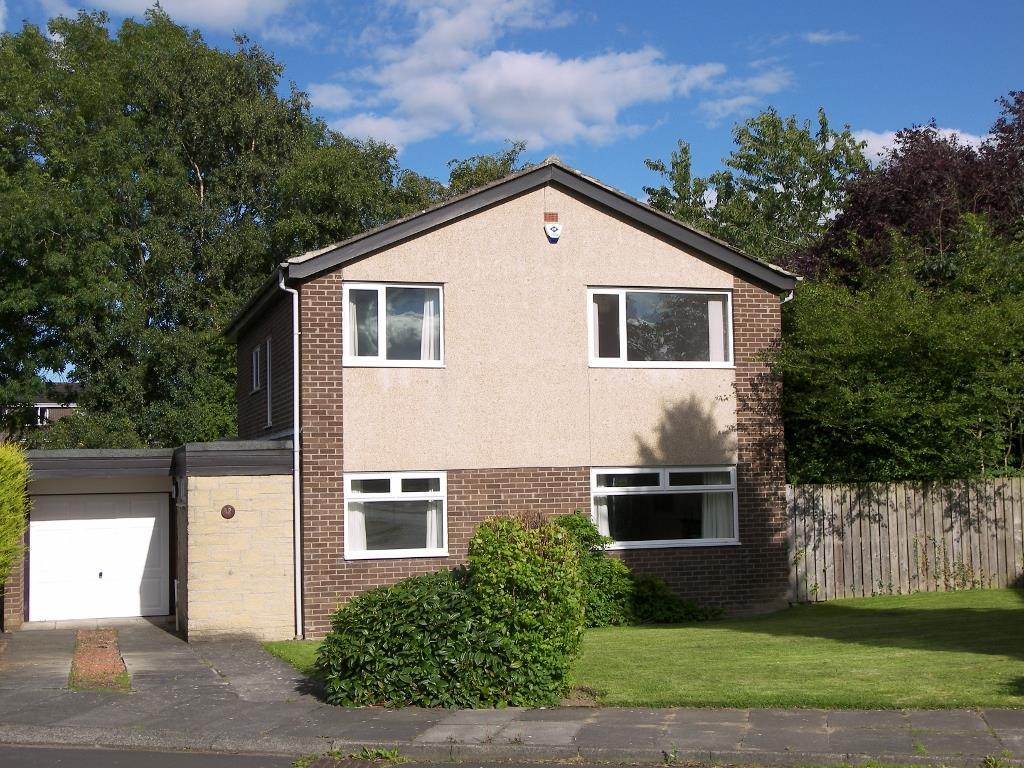 4 Bedrooms Detached House for sale in Queensway, Morpeth