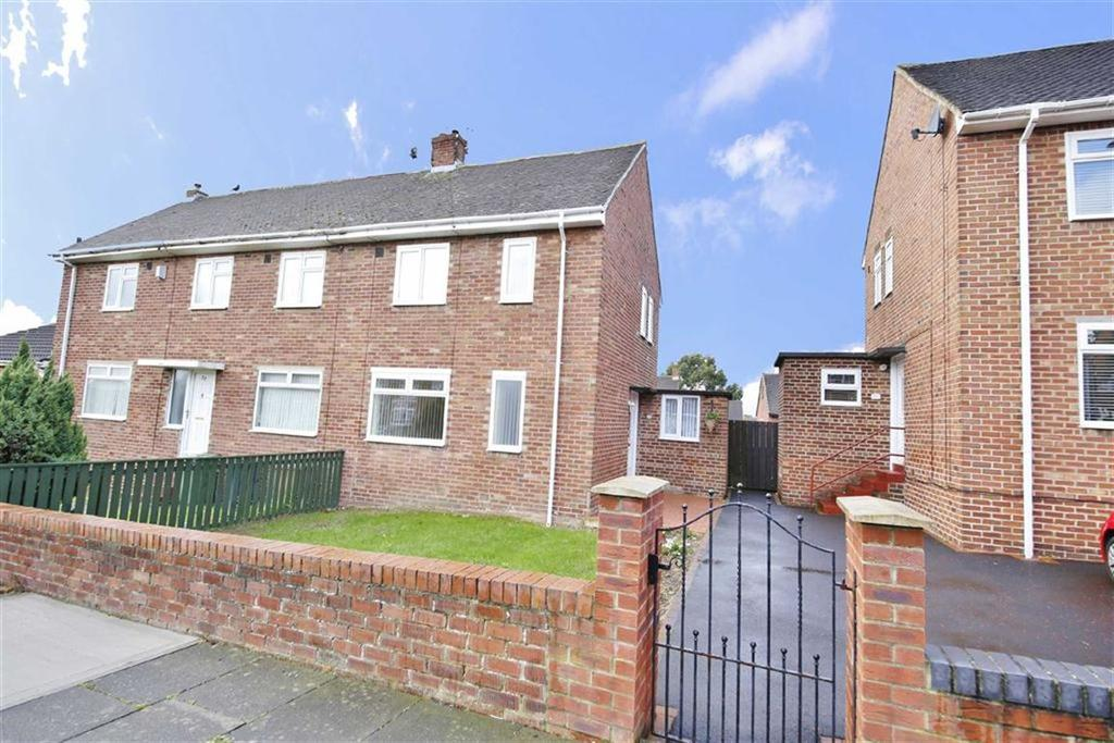 2 Bedrooms Semi Detached House for sale in Grindon Lane, Thorney Close, Sunderland, SR3