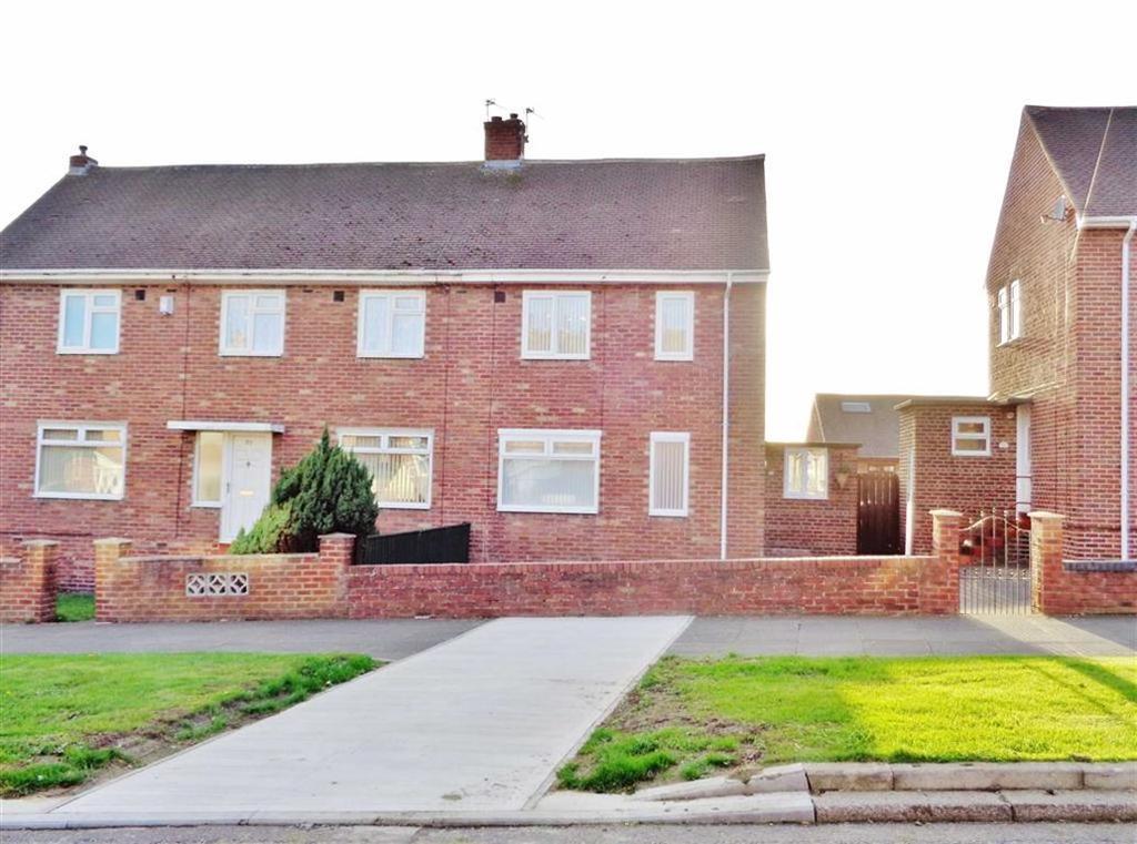 2 Bedrooms Semi Detached House for sale in Grindon Lane, Springwell, Sunderland, SR3