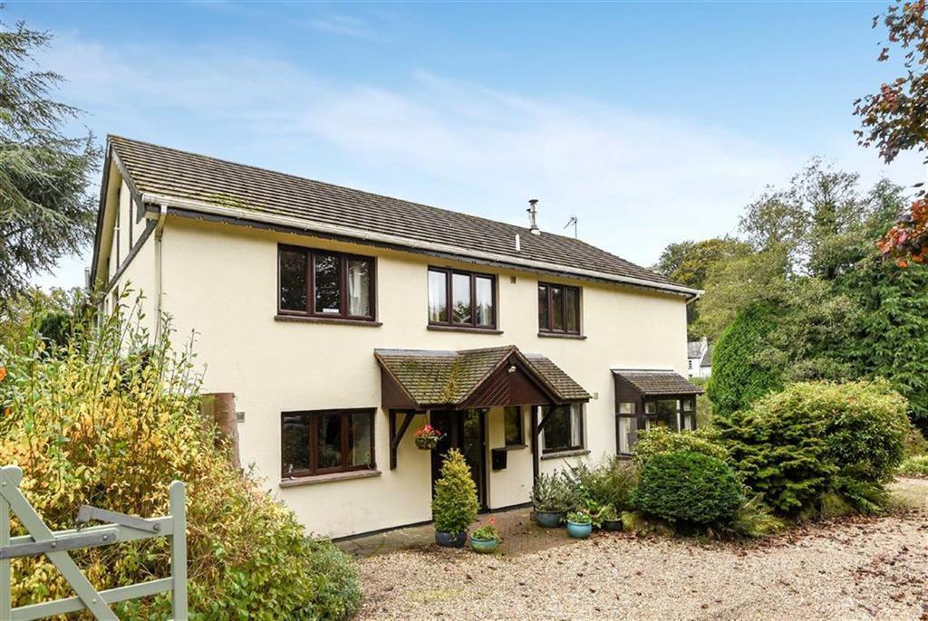5 Bedrooms Detached House for sale in Dunsford, Exeter, Devon, EX6