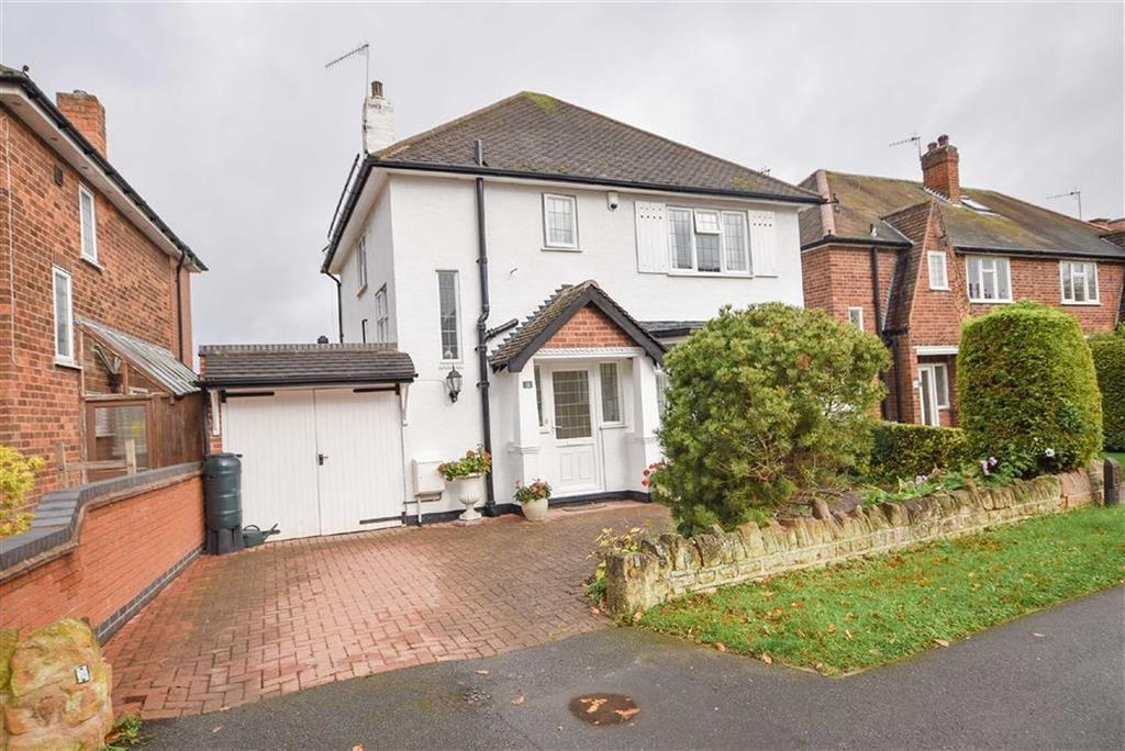 3 Bedrooms Detached House for sale in Sherborne Road, West Bridgford