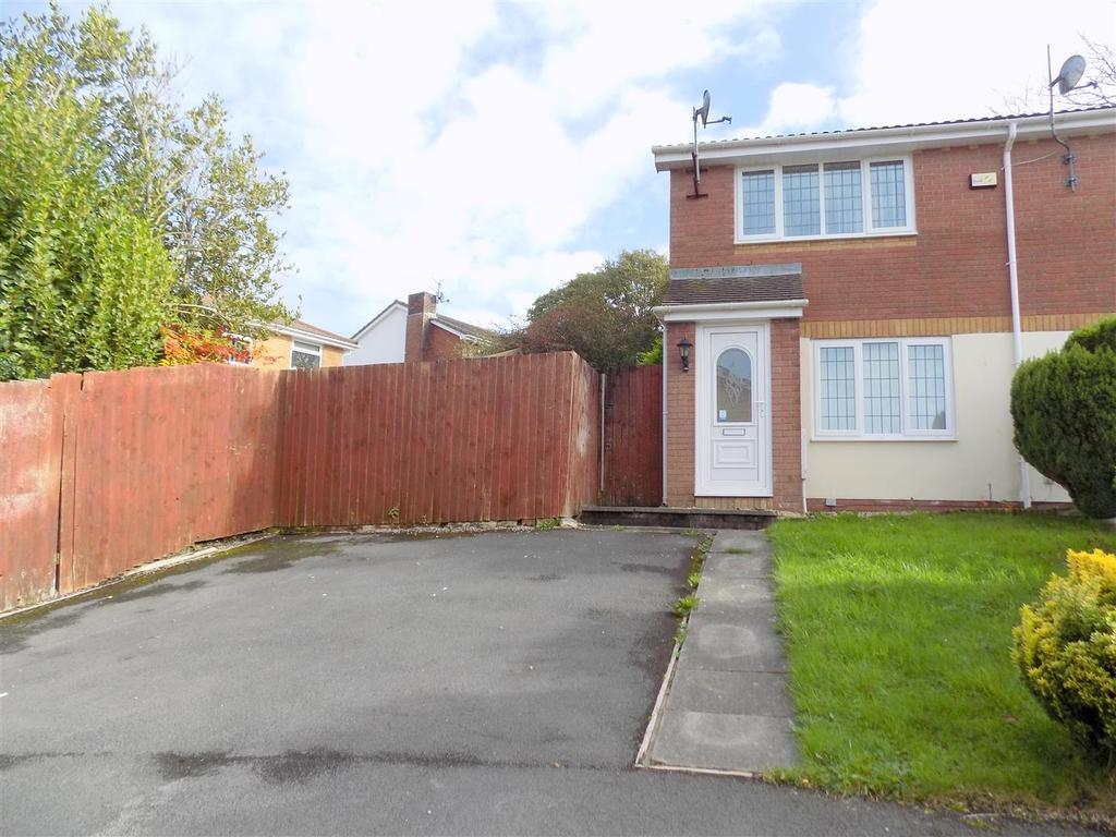 2 Bedrooms House for sale in Maes Yr Mellion, Bryncoch, Neath