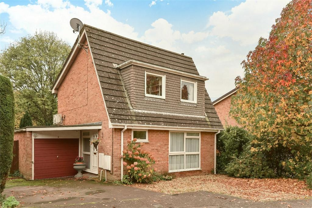 3 Bedrooms Detached House for sale in Sunningdale Close, Bishopstoke, Hampshire, Hampshire