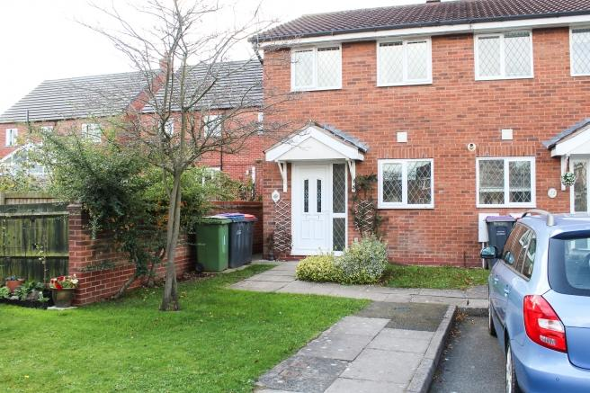 2 Bedrooms End Of Terrace House for sale in 11 Underhill Close, Newport, Shropshire, TF10 7EB