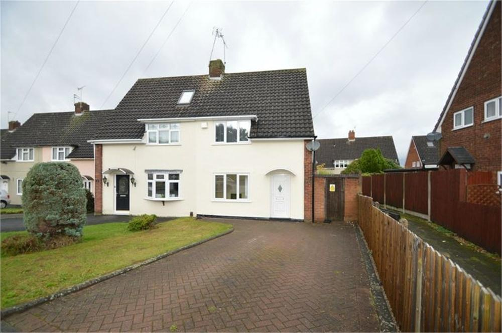 2 Bedrooms Semi Detached House for sale in Ashenhurst Road, Russells Hall, Dudley, West Midlands