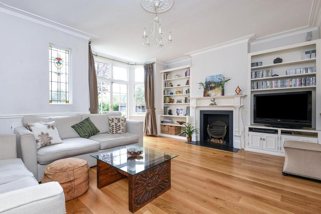5 Bedrooms Terraced House for sale in Earldom Road, Putney