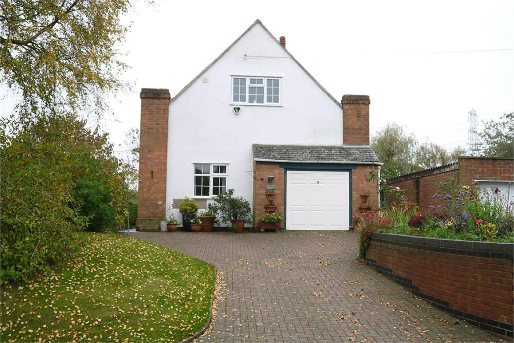 4 Bedrooms Detached House for sale in 'The Old Chapel', Chapel Lane, Walcote, Lutterworth, Leicestershire