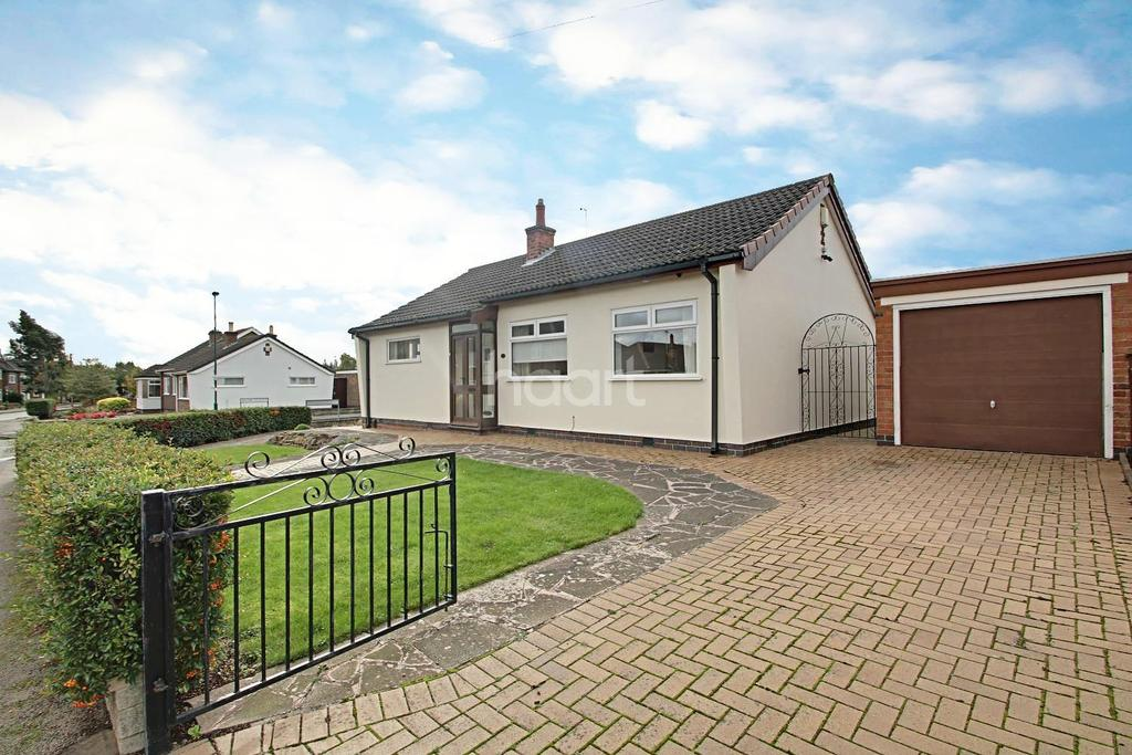 3 Bedrooms Bungalow for sale in Redbourne Drive, Aspley