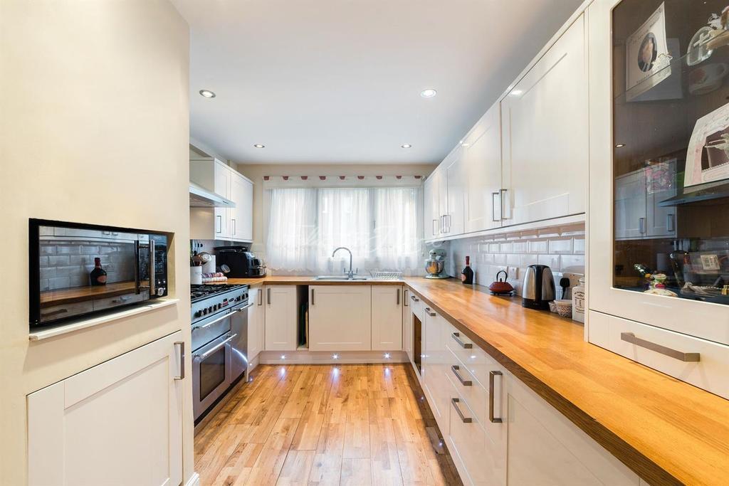 4 Bedrooms End Of Terrace House for sale in Mildmay Street, Islington, N1