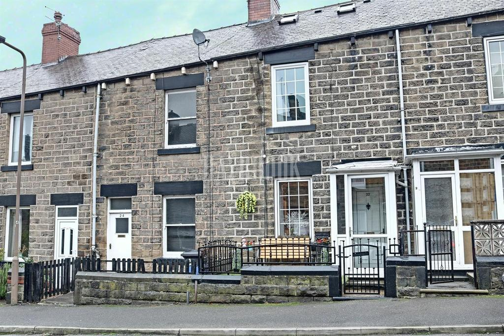 3 Bedrooms Terraced House for sale in Vaal Street, Barnsley