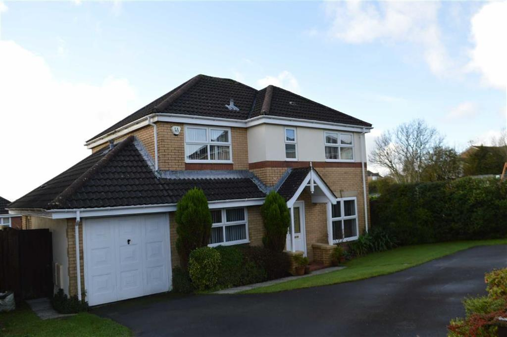 4 Bedrooms Detached House for sale in Pant Yr Odyn, Swansea, SA2