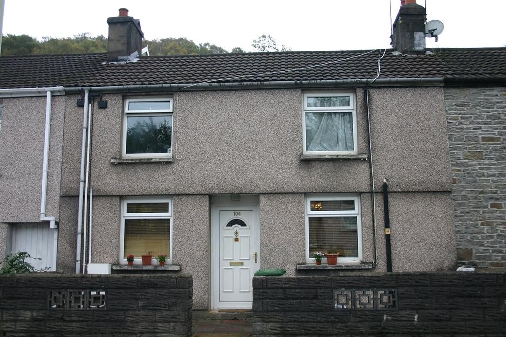 3 Bedrooms Cottage House for sale in 104 Pont-Sion-Norton Road, Norton Bridge, Pontypridd, CF37 4ND