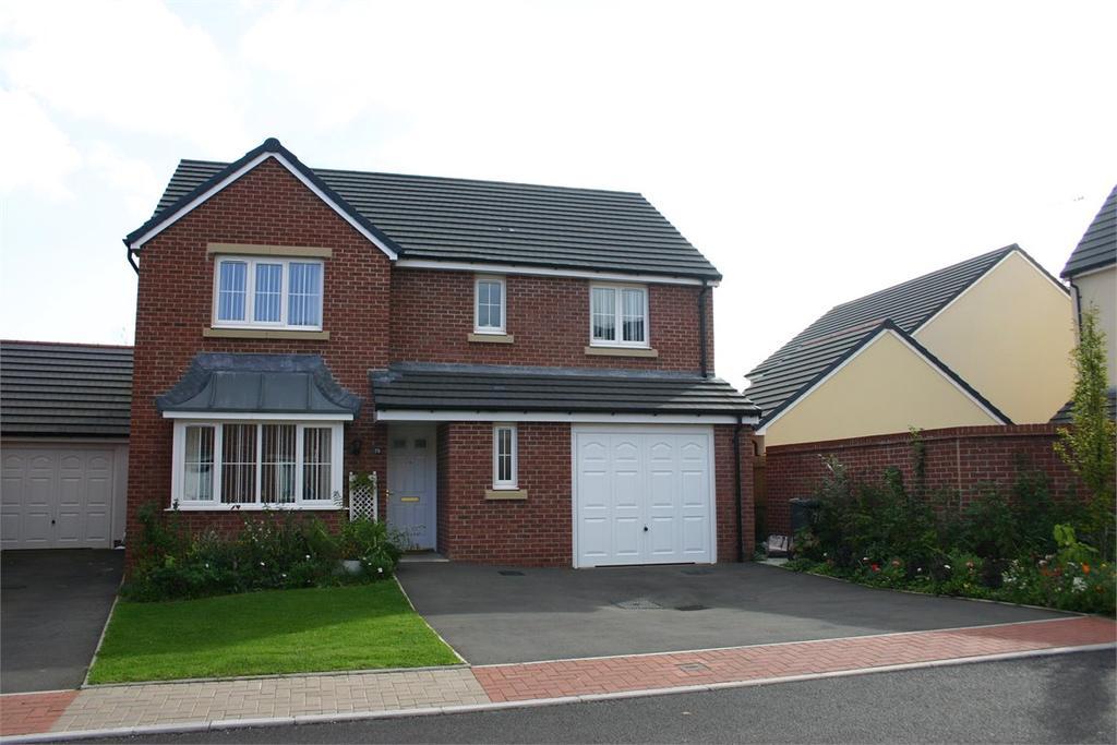 4 Bedrooms Detached House for sale in 78 Alexon Way, Hawthorn, Pontypridd, Rhondda, Cynon, Taff, CF37 5BN