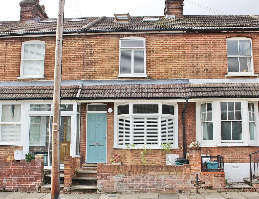 3 Bedrooms Terraced House for sale in Warwick Road, St. Albans