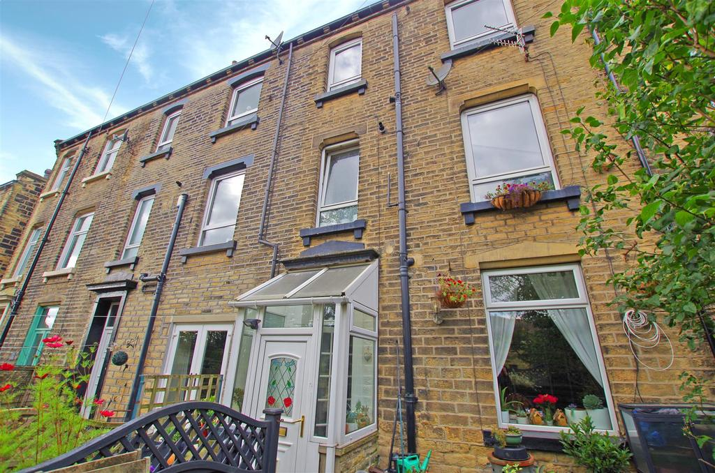 3 Bedrooms Terraced House for sale in Hollins Terrace, Triangle