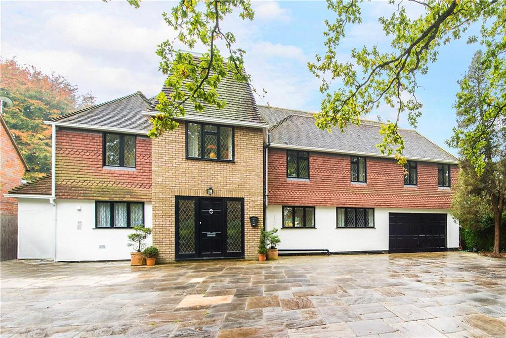6 Bedrooms Detached House for sale in Hempstead Lane, Potten End, Berkhamsted, Hertfordshire, HP4