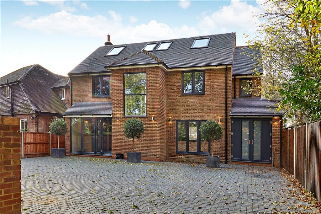 6 Bedrooms Detached House for sale in Sandy Lane, Petersham, Richmond, TW10