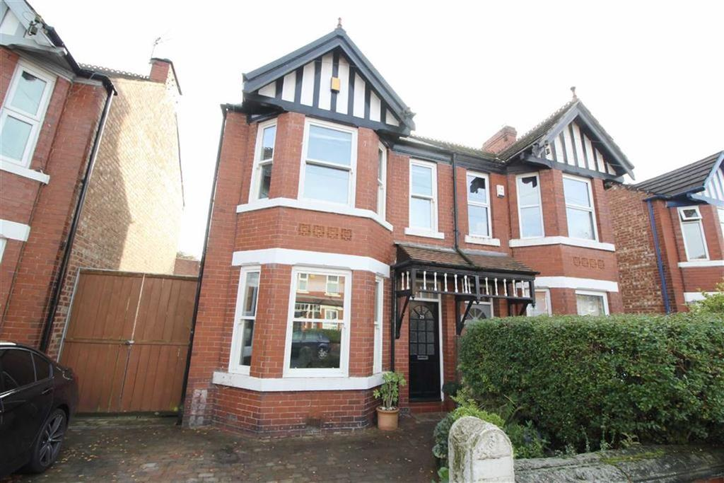 3 Bedrooms Semi Detached House for sale in Nicolas Road, Chorlton Cum Hardy, Manchester