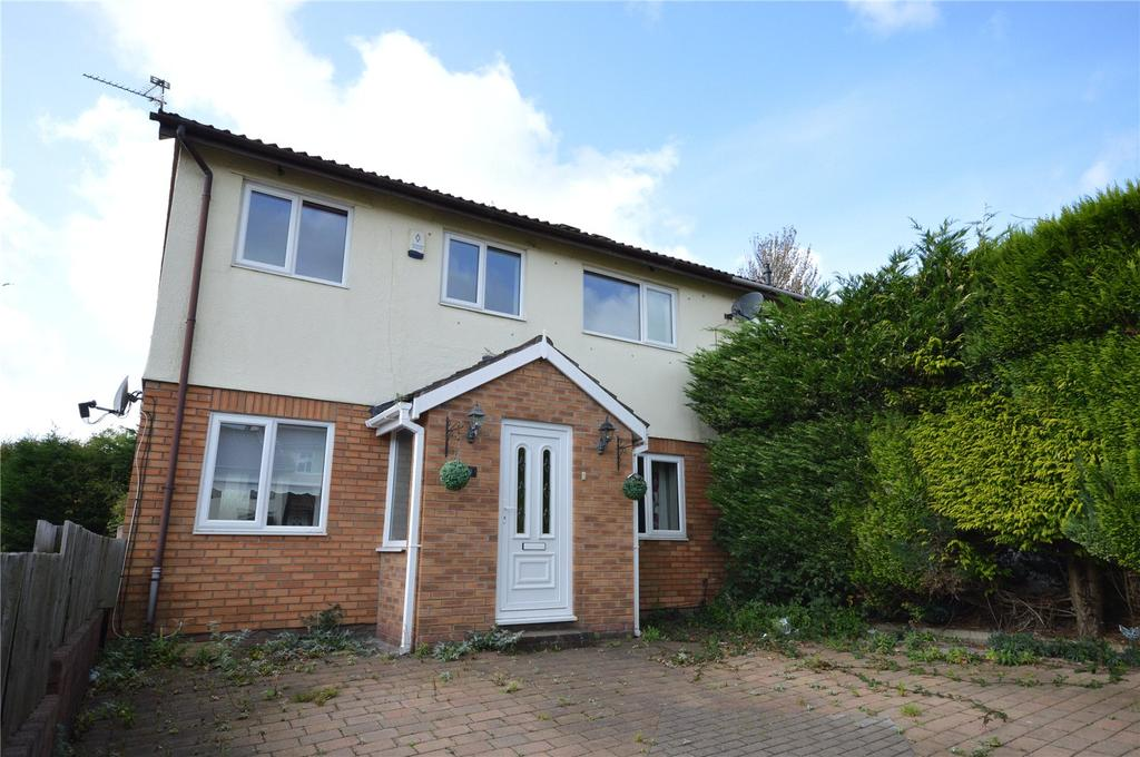 4 Bedrooms Semi Detached House for sale in Garrick Drive, Thornhill, Cardiff, CF14