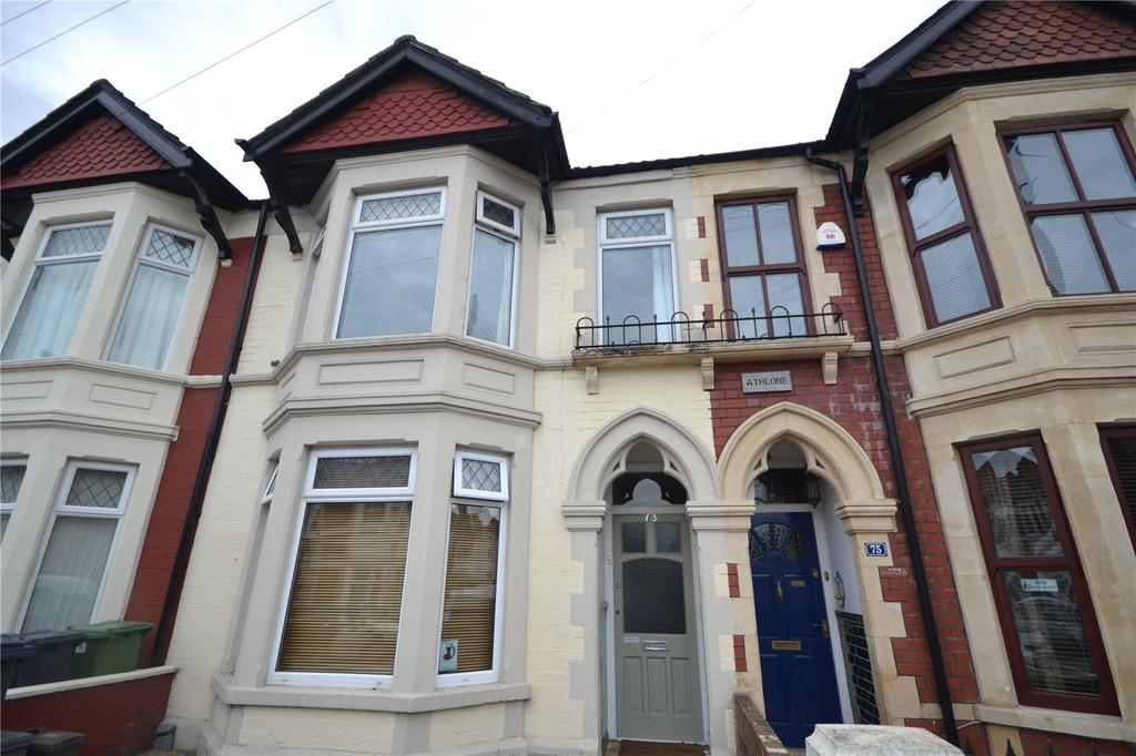 3 Bedrooms Terraced House for sale in Llanishen Street, Heath, Cardiff, CF14