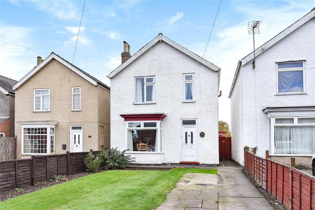 3 Bedrooms Detached House for sale in Wyberton West Road, Boston, PE21